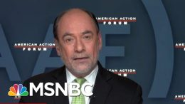 Fmr. CBO Director: 'Good Jobs Report' Doesn't Change 'Racial Issues' At Hand | MTP Daily | MSNBC 2