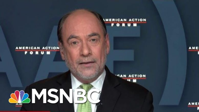 Fmr. CBO Director: 'Good Jobs Report' Doesn't Change 'Racial Issues' At Hand | MTP Daily | MSNBC 1