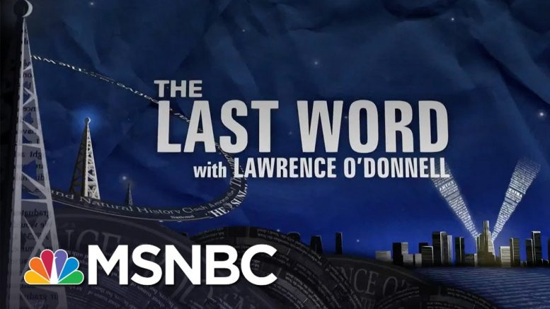 The Last Word With Lawrence O'Donnell Highlights: June 4 | MSNBC 1