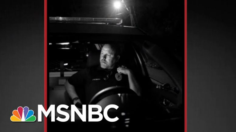 Police Officer On Warrior Mindset: We're Fighting This As A War, Yet We Live Here | All In | MSNBC 1