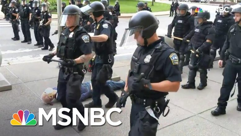 'Deeply Broken': Chris Hayes On What Buffalo PD Video Shows About Culture Of Police | All In | MSNBC 1