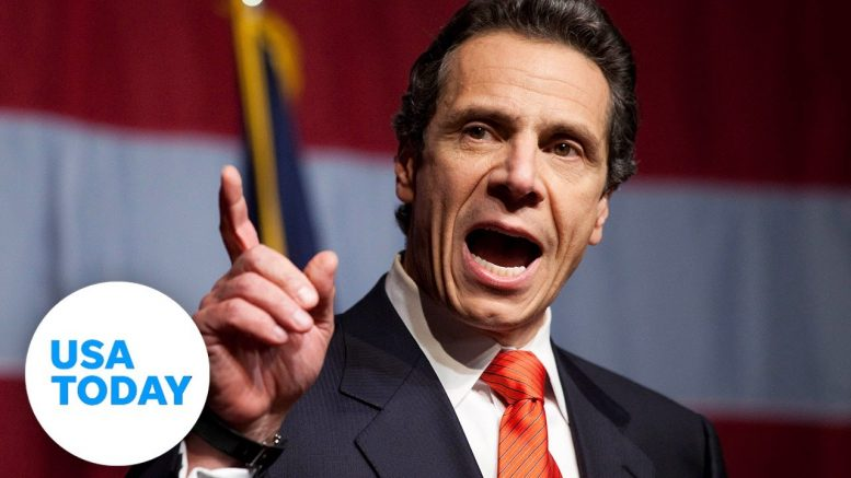 Gov. Andrew Cuomo holds news briefing in New York (LIVE) | USA TODAY 1