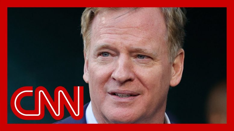 Roger Goodell: NFL should have listened to players' racism concerns 1