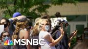 Louisville Demonstrators Demand Justice For Breonna Taylor Amid George Floyd Protests | MSNBC 4