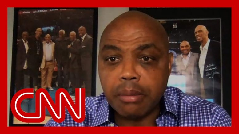 Charles Barkley: We've been ready to have these conversations 1