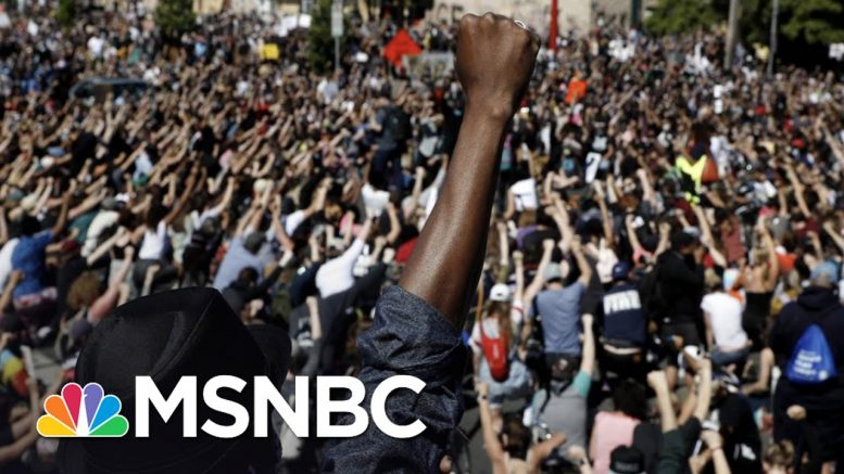 Mara Gay: This Is A Moment Of Pain And Pride For Black Americans | The 11th Hour | MSNBC 1