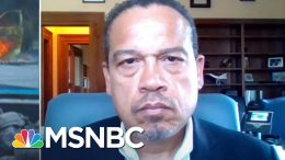 AG Ellison: 'It Is Essential This Prosecution Is Viewed As Just And Fair' | Stephanie Ruhle | MSNBC 1