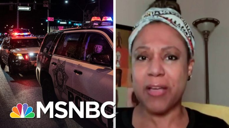 National Black Police Assoc. Chair: It's 'Perfectly Reasonable' To Question Police Budgets | MSNBC 1