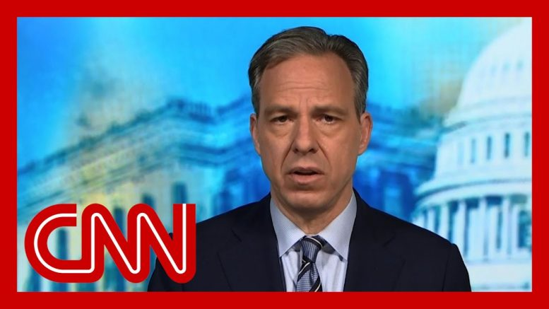 Jake Tapper: What are Americans to make of these images? 1