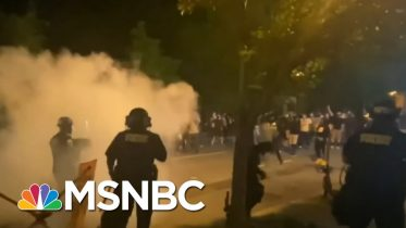 D.C. Mayor Implementing Earlier Curfew As City Wakes Up To Vandalized Buildings | MSNBC 6