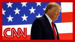 CNN Poll: President Trump losing ground to Biden amid chaotic week 8