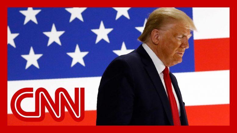 CNN Poll: President Trump losing ground to Biden amid chaotic week 1