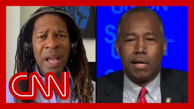 LZ Granderson to Ben Carson: Just stop it. Get out of the way. 1