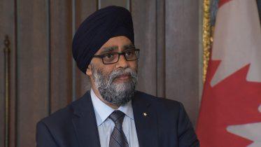 Defence Minister Sajjan on racial prejudice in the military 3