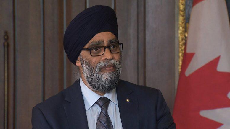 Defence Minister Sajjan on racial prejudice in the military 1