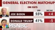 Biden Leads Trump In New General Matchup Polling | Morning Joe | MSNBC 2