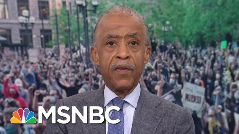 Rev. Al Discusses Possible Changes To Minneapolis Police Department | Morning Joe | MSNBC 1
