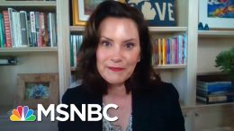 We Can't Forget How Dire The COVID-19 Circumstances Were A Few Months Ago | Stephanie Ruhle | MSNBC 9