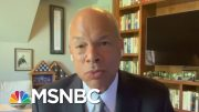 Jeh Johnson: Lafayette Park Was At Minimum An Abuse Of Authority | Morning Joe | MSNBC 5