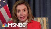 Speaker Pelosi Discusses 'Defund The Police,' Reforming Policing | Craig Melvin | MSNBC 3
