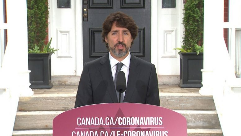 Trudeau says CERB fraudsters will be punished 1