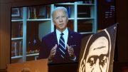 Joe Biden: 'May god be with you George Floyd' 4