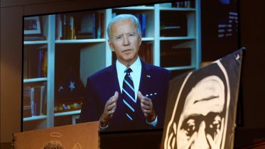 Joe Biden: 'May god be with you George Floyd' 10