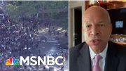 Fmr. DHS Secretary: Law Enforcement Should 'Protect' Demonstrators, 'De-Escalate Situations' 2