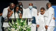 George Floyd's family gives emotional eulogy and calls for justice 5