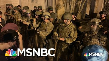 More Military Leaders Speak Out Against Trump's Protest Response | Andrea Mitchell | MSNBC 10