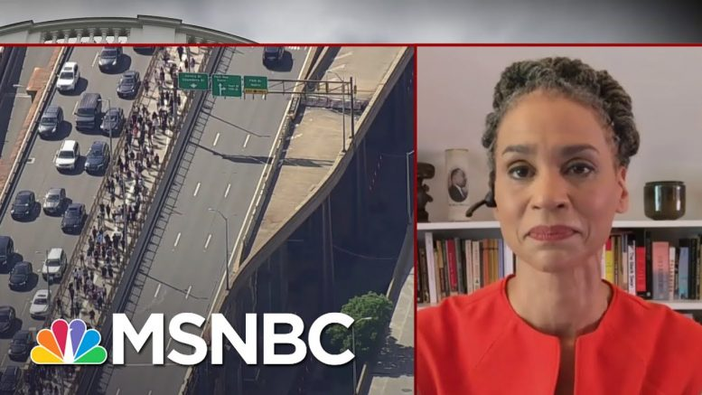 Maya Wiley Explains What's Behind The Growing Call To 'Defund The Police' | Deadline | MSNBC 1