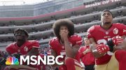 Donald Trump Attacks NFL Commissioner Over The League's Apology To Players | Deadline | MSNBC 2