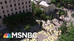 'This Is The Moment': Inside The Push To Defund The Police After George Floyd Killing | MSNBC 3
