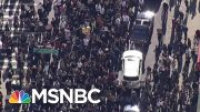 Questions Raised About Role Of Outside Groups In Local Protests | MTP Daily | MSNBC 3