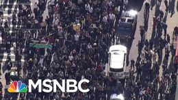 Questions Raised About Role Of Outside Groups In Local Protests | MTP Daily | MSNBC 1