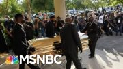 Thousands Attend Public Viewing For George Floyd | Morning Joe | MSNBC 4