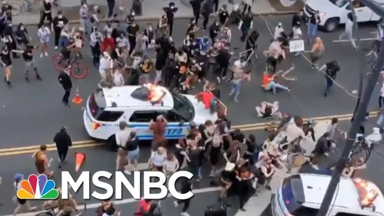 Historic National Protests Demand Sweeping Police Reform In Trump Era | MSNBC 1