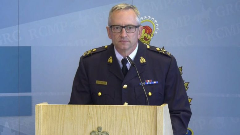 Senior RCMP official denies systematic racism in policing 1