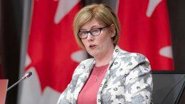 """Carla Qualtrough """"surprised"""" that COVID-19 legislation halted 2"""