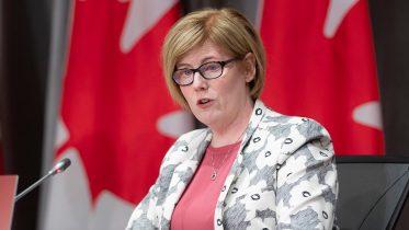 """Carla Qualtrough """"surprised"""" that COVID-19 legislation halted 4"""