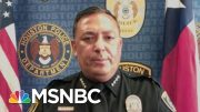 Houston Police Chief: 'Watershed Moment' For Policing | Hallie Jackson | MSNBC 5