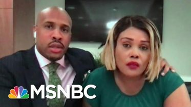 Mother Of NJ Man Shot By Police: Charge The Officer Who Killed My Son | Hallie Jackson | MSNBC 6