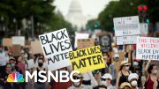 Melvin: When Someone Who Looks Like Me Dies, Protesters Usually Look Like Me. Not This Time. | MSNBC 3