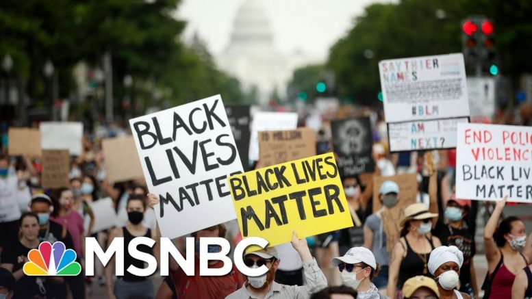 Melvin: When Someone Who Looks Like Me Dies, Protesters Usually Look Like Me. Not This Time. | MSNBC 1