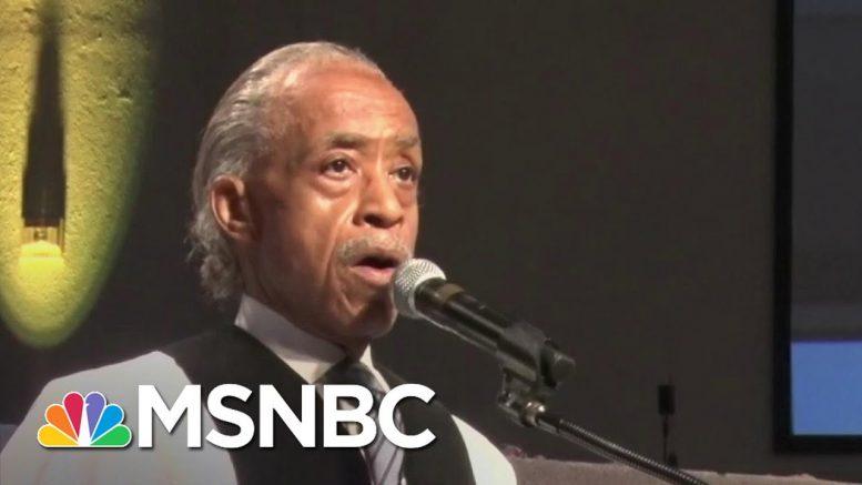 Rev. Al Sharpton: George Floyd's Death 'Was Not Just A Tragedy, It Was A Crime' | MSNBC 1