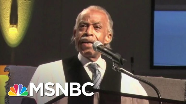 Sharpton Slams NFL: 'Don't Apologize, Give Colin Kaepernick His Job Back' | MSNBC 1