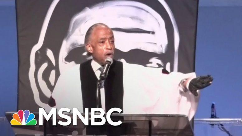 Rev. Al Sharpton Calls Trump: 'Wickedness In High Places' | MSNBC 1
