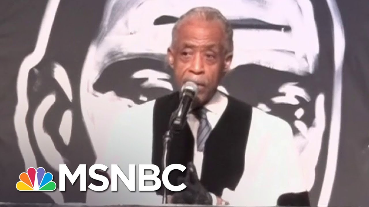 Rev. Sharpton Recognizes Families Who Lost Loved Ones To Police Brutality | MSNBC 3