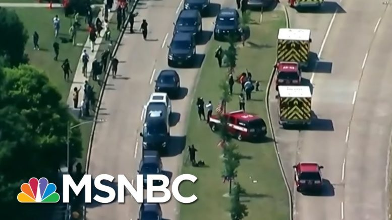 Eddie Glaude On George Floyd's Funeral: 'I Saw Grief And I Also Saw Faith' | Deadline | MSNBC 1