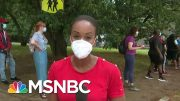 Long Lines, Faulty Machines In Minority Areas On Primary Day In Georgia | MTP Daily | MSNBC 3